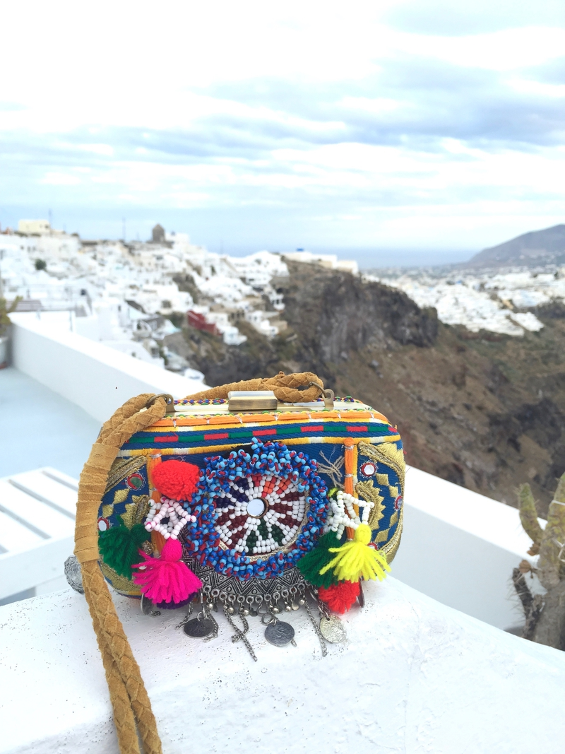 bag, gladiators, greece, pom pom, ss trends, ethno, ethnic style, santorini, shorts, zara, pom-pom bag, pop-pom gladiator sandals