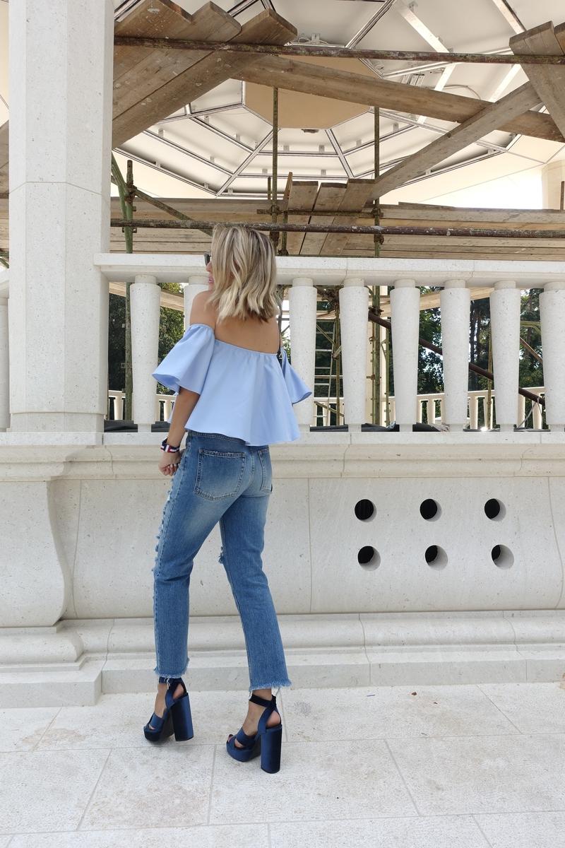X off the shoulder topX off shoulder topX zaraX velvetX velvet sandalsX platform sandalsX mom jeansX diorX dior sunnglassesX dior reflectedX bagX proenza schoulerX proenza bag