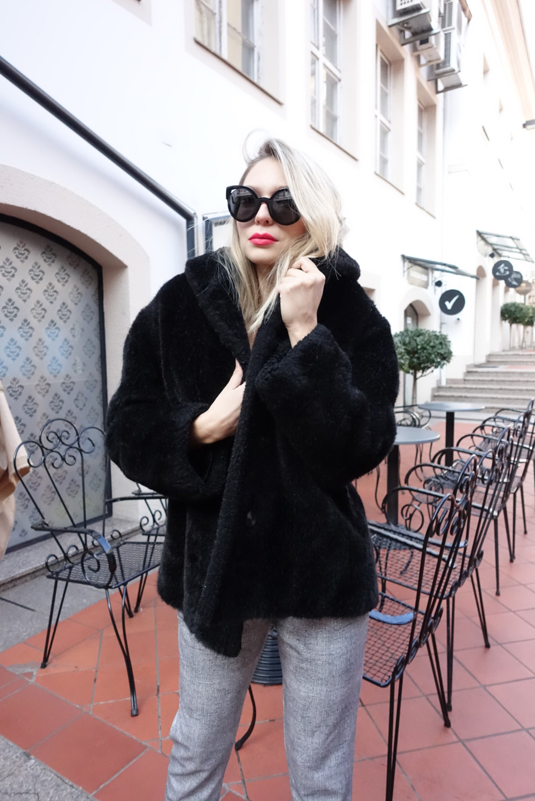 X jumpsuitX fur coatX fendiX sunglassesX fendi sunglassesX jimmy chooX pumps