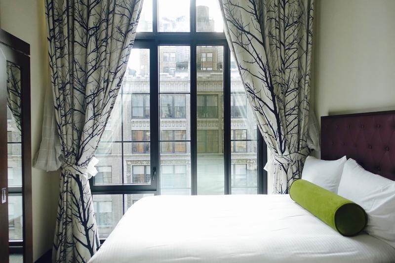 X archer hotelX archer hotel new yorkX new yorkX hotelX fashion weekX nyfwX empire state building viewX manhattan